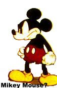picture: mikey mouse?